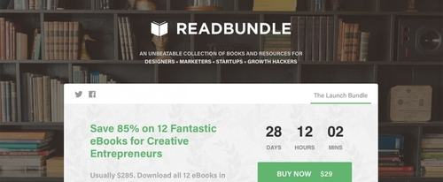 View Information about ReadBundle