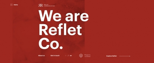 View Information about Reflet