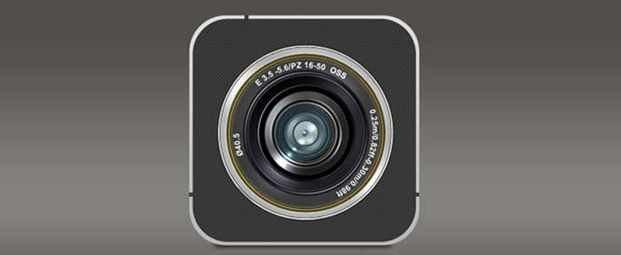 View Information about Retro Camera Icon