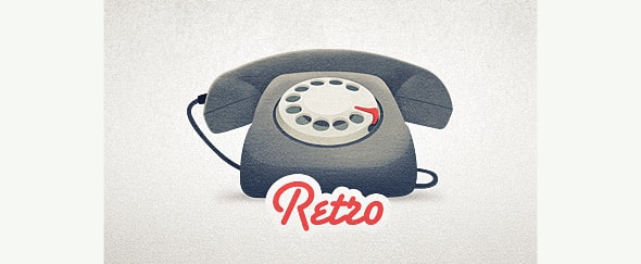 Go To Retro Telephone