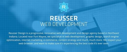 View Information about Reusser Design