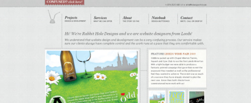 View Information about Rabbit Hole Designs