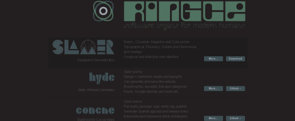 View Information about Ringce