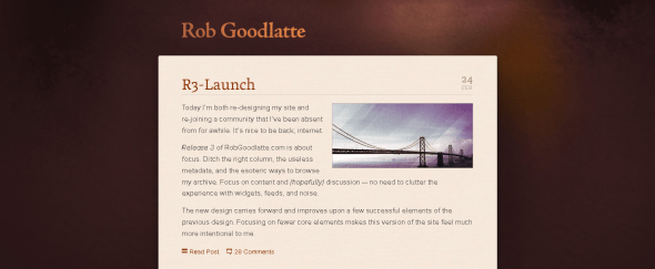 View Information about Rob Goodlatte