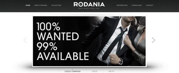 View Information about Rodania