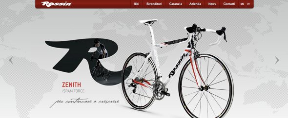 View Information about Rossin Bikes