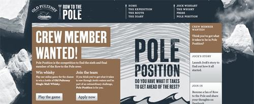 View Information about Row To The Pole