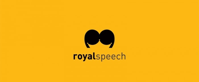 Go To Royalspeech logo
