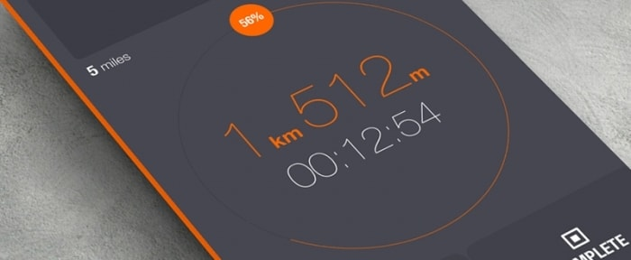 View Information about Running App