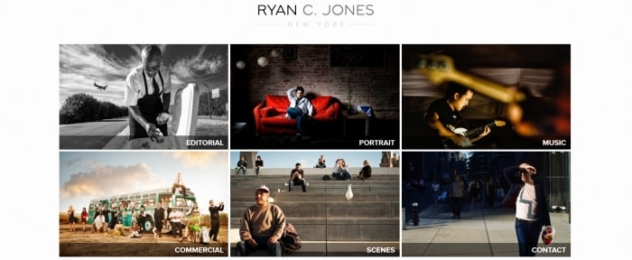 View Information about Ryan C Jones Photography