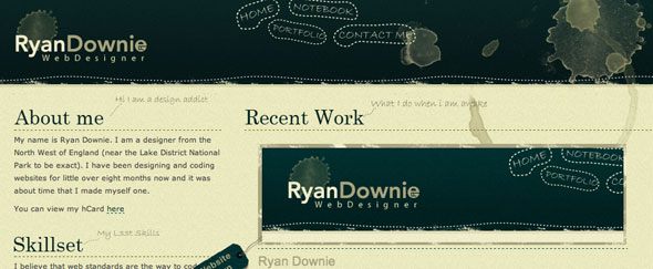 Go To Ryan Downie