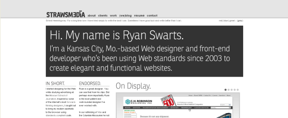 View Information about Ryan Swarts