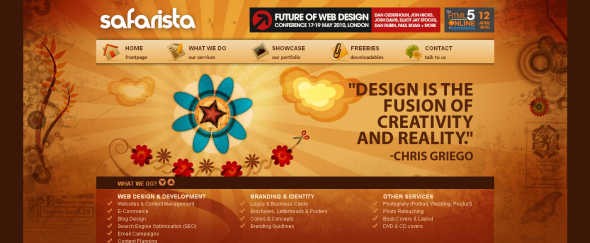 View Information about Safarista Design