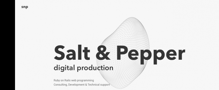 View Information about Salt and Pepper