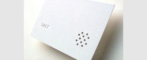 View Information about Salt Business Card