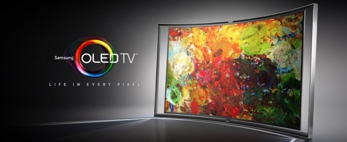 View Information about Samsung OLED TV Microsite