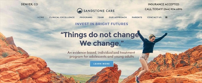 View Information about Sandstone Care