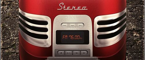 View Information about Stereo Icon
