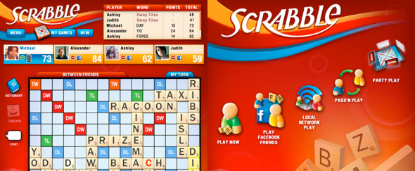 View Information about Scrabble