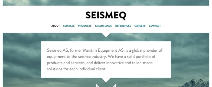 View Information about Seismeq
