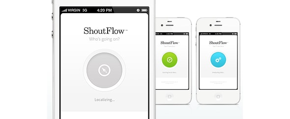 View Information about ShoutFlow