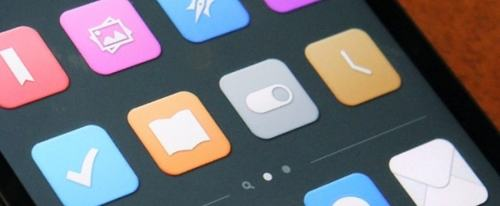 View Information about Simple iOS icons