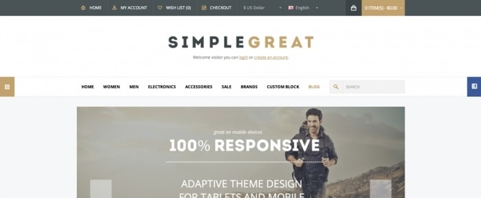 View Information about SimpleGreat