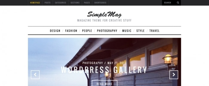 Go To SimpleMag