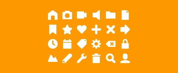 View Information about Simpler Icons