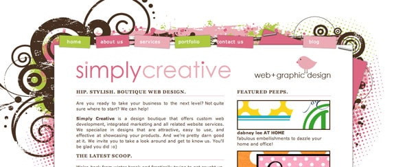 View Information about Simplycreative