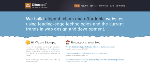 View Information about Sitecape Ltd