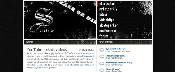 View Information about Skate.se