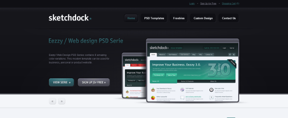 View Information about Sketchdock
