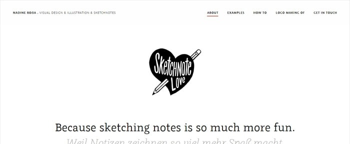 View Information about Sketchnote Love