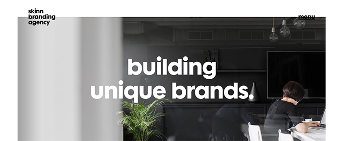 View Information about skinn branding agency