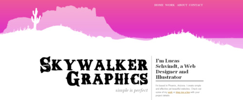 View Information about Skywalker Graphics