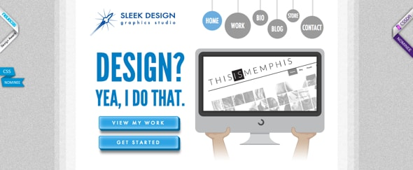 View Information about Sleek Design Studio