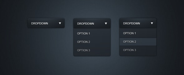 View Information about Sleek Dropdown Menu