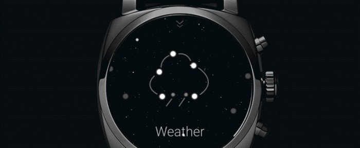 View Information about Small Universe Weather App