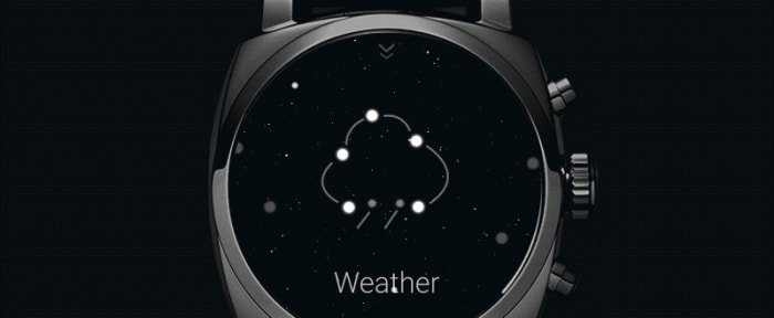 Go To Small Universe Weather App