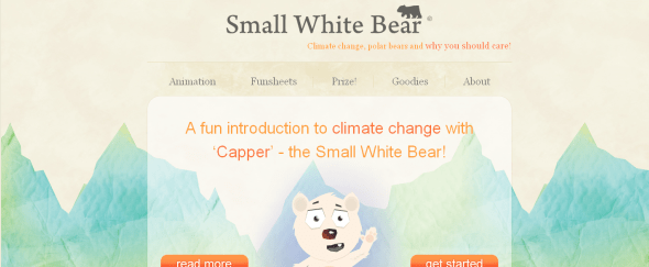 View Information about Small White Bear