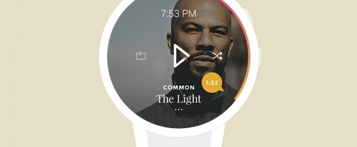 View Information about Smartwatch Music