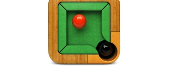 Go To Snooker Table Icon