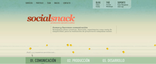 View Information about Social Snack