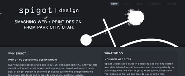 View Information about Spigotdesign