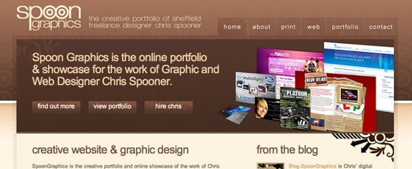 Go To Spoon Graphics