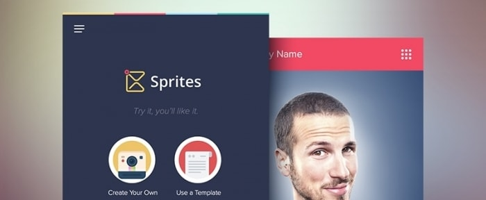 View Information about Sprites