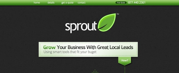 View Information about Sprout