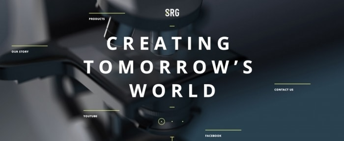 View Information about SRG