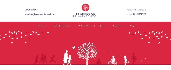 View Information about St Annes Primary School